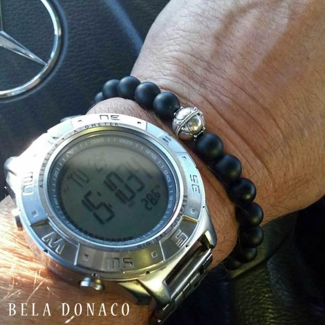 bela Donaco Luxury Onyx en Fossil