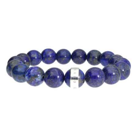 Armband Luxury B12 Lapis Lazuli Sterling Zilver-3
