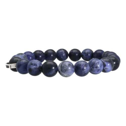 Armband Luxury B10 – Sodaliet – Sterling Zilver