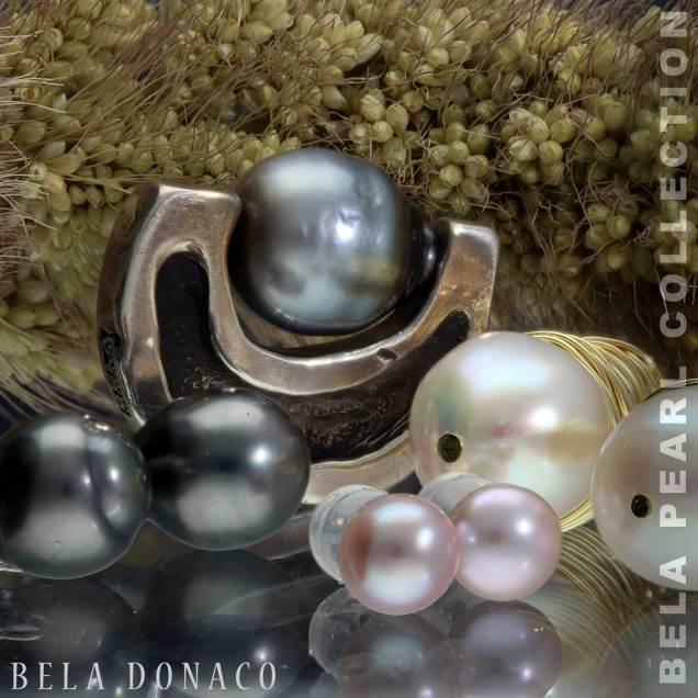 Bela Donaco Pearl Collection