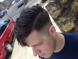 Portland Mens Hair Stylist