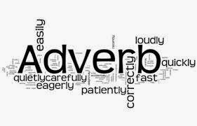 Contoh Kata Keterangan/Adverb Dalam Bahasa Inggris