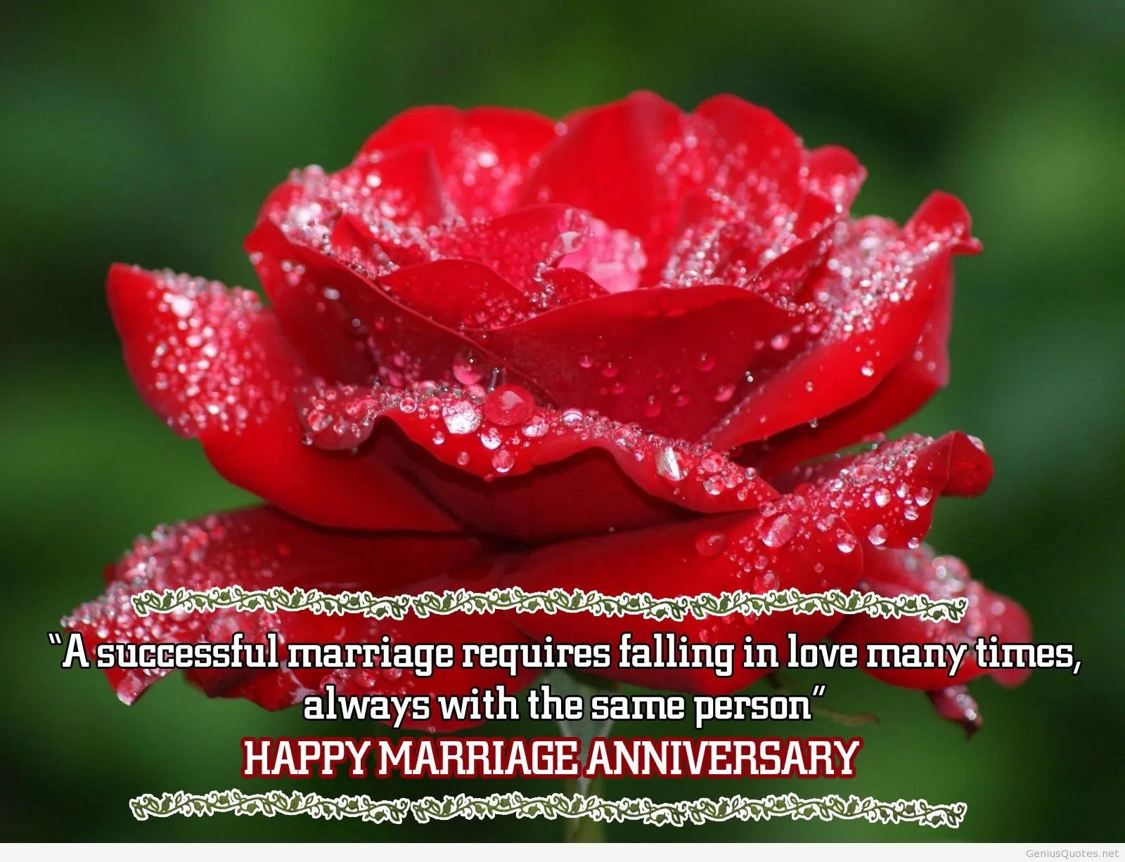 best quotes about love and marriage anniversary