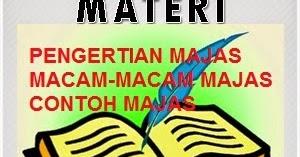 Contoh Kalimat Majas