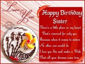 Contoh Ucapan selamat ulang tahun kepada Kakak perempuan dalam bahasa inggris dan artinya