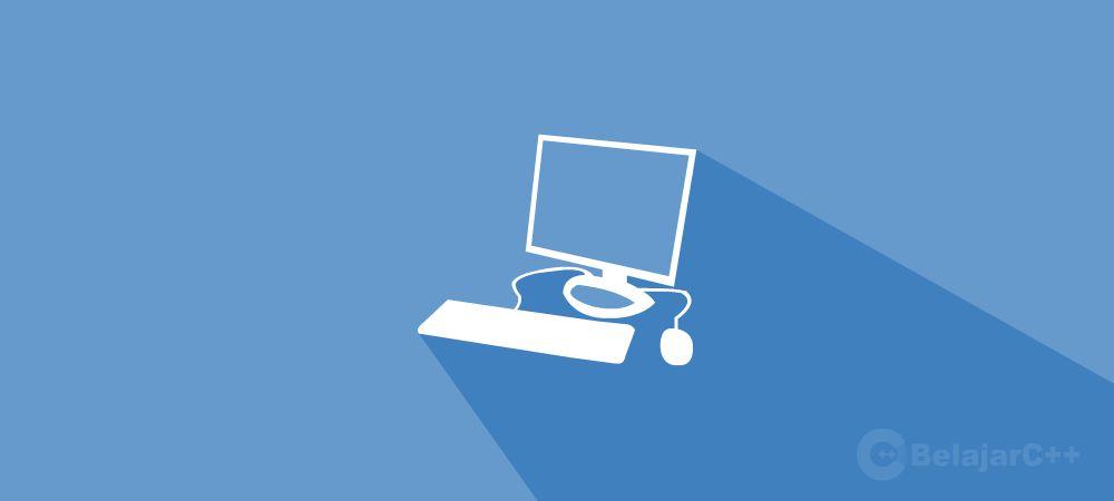 Pengertian dan Cara Kerja Komputer