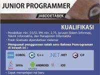 Junior Programmer – Jabodetabek