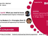 Flyer Meetup IDCPLC 28 Nov 2018