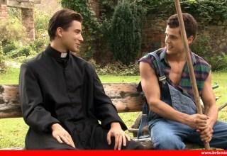 Scandale au Vatican : Le prêtre et le jardinier