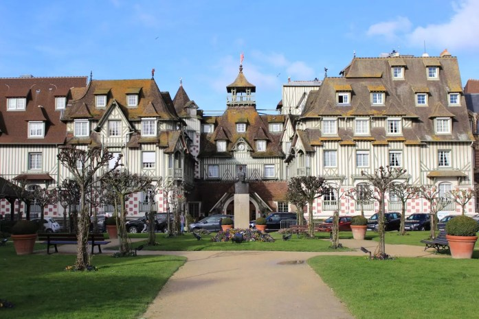 Hotel Normandy Trouville-Deauville France