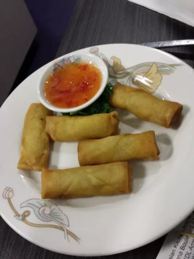 asian spring roll, amsterdam