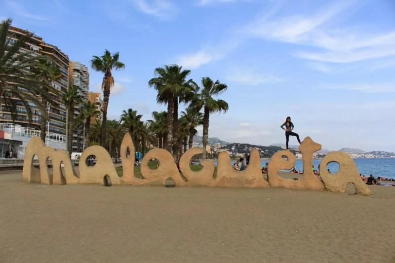 malagueta beach, things to do in malaga, top things to do in malaga