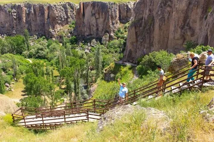 hike, things to do in Cappadocia, Turkey