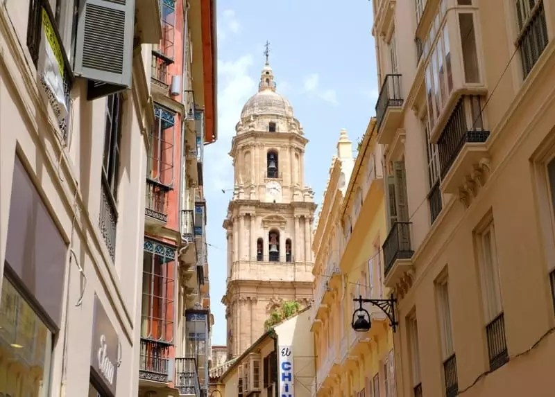 old town malaga, what to do in malaga, things to do in malaga