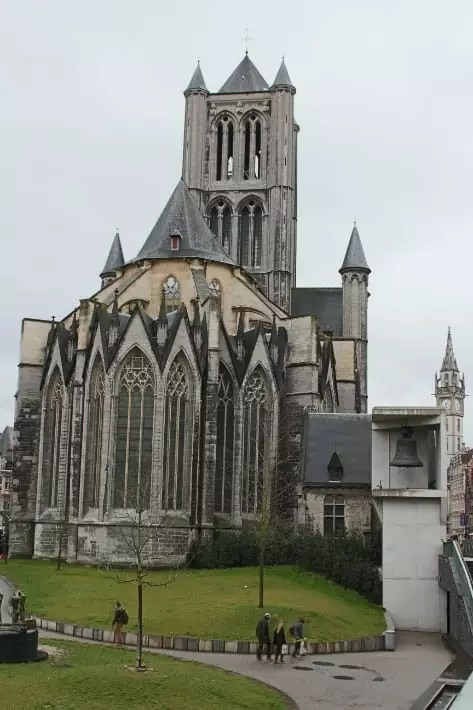 St. Bavo's Cathedral & St. Nicholas' Church, Best Things To Do in Ghent, Belgium