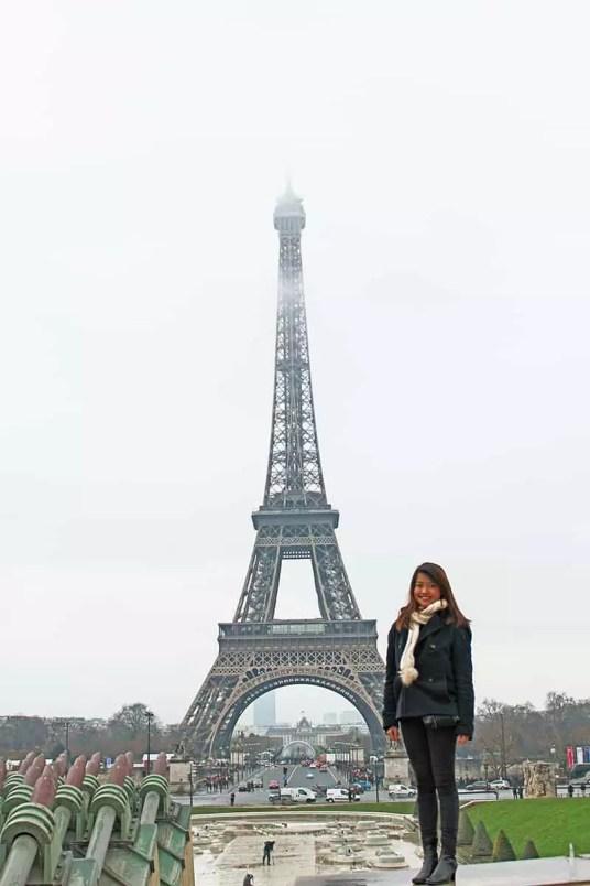 eiffel tower, paris arrondissements map, best places to visit in paris