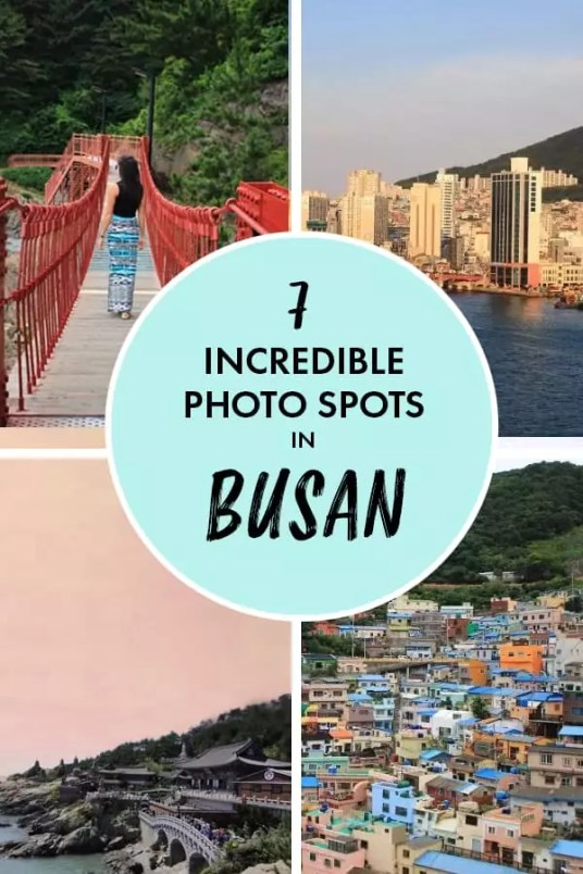 Get the locations of photo spots in #Busan #Korea here!