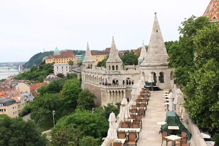 Fisherman's Bastion, things to do in budapest, what to do in budapest, what to eat in budapest, hungary