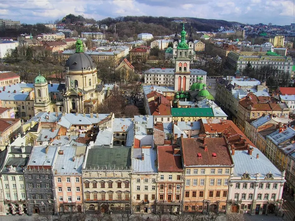 ukraine 7 Best Countries to Visit in Europe for Exchange Students on a Budget