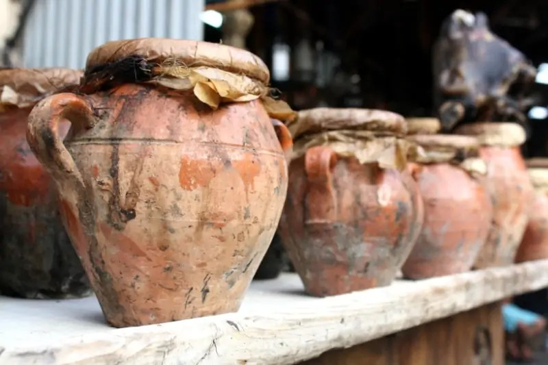 Tangia-Urns marrakech morocco
