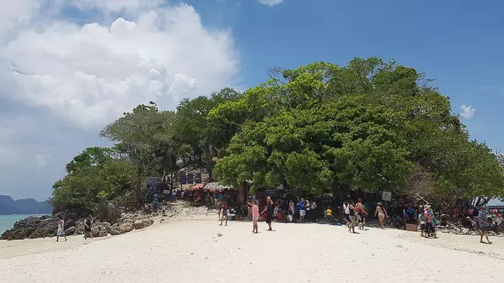 Tup Island, island hopping tour, things to do in krabi, what to do in krabi, where to stay in krabi