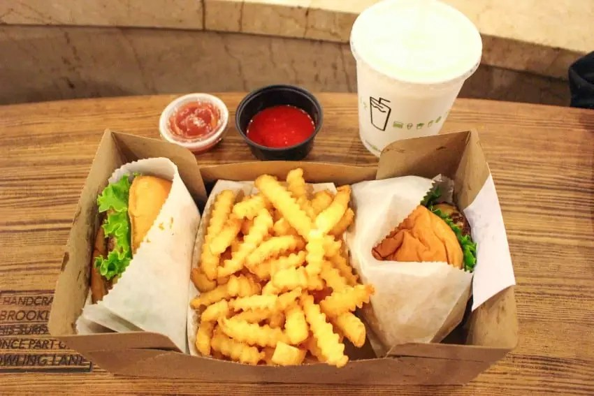 shake shack, nyc restaurants, new york city