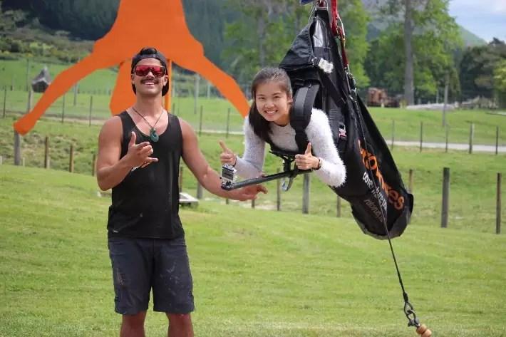 Swoop Velocity Valley Agroventures Rotorua New Zealand