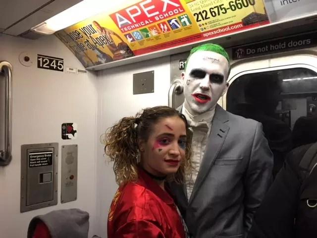 NYC Halloween
