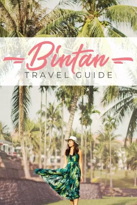 bintan travel guide, bintan from singapore, bintan lagoon resort, what to do in bintan