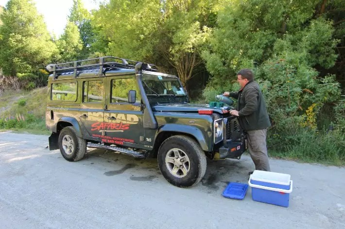 Nomad Safaris new zealand queenstown