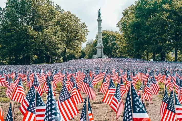 Boston Freedom Trail, 2 Days in Boston, weekend in Boston itinerary