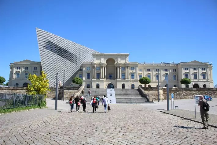 Bundeswehr Museum of Military History, Things to Do in Dresden, Germany