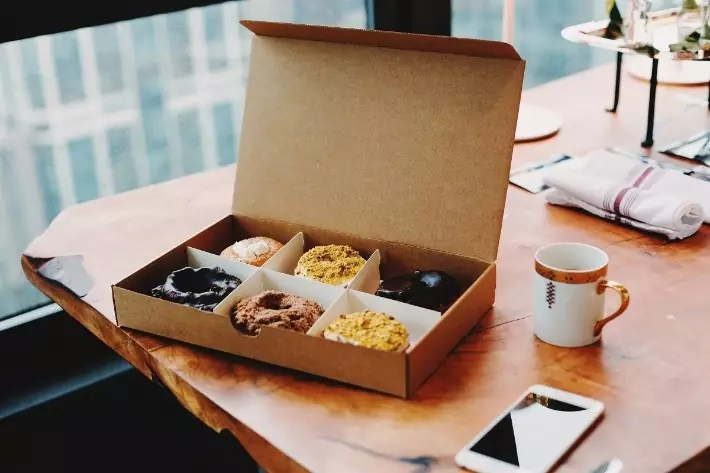 donut food, San Francisco