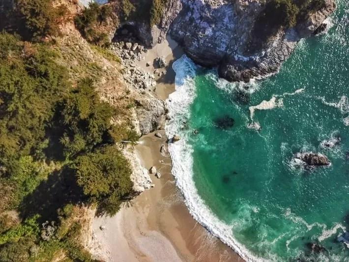 Big Sur, California, USA - togethertowherever; Best drones for travel