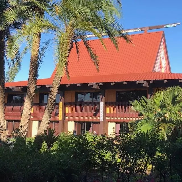 Polynesian Village Resort 2 WDW Orlando, cool hotels in orlando florida