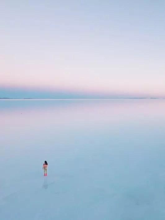 Salt Flats Uyuni, Bolivia - universoviajero; Best drones for travel