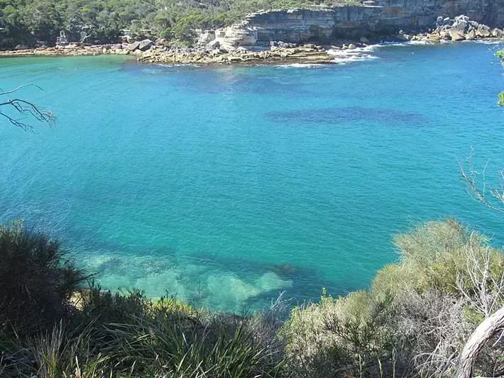 Wattamolla-Beach, sydney australia