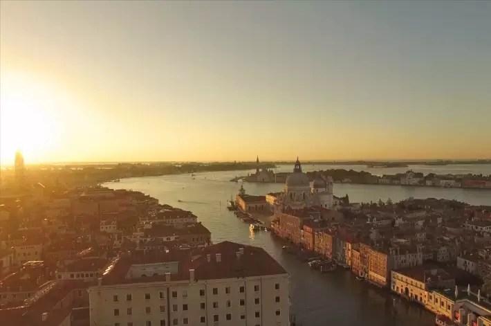 venice sun - ourcitytravels; Best drones for travel