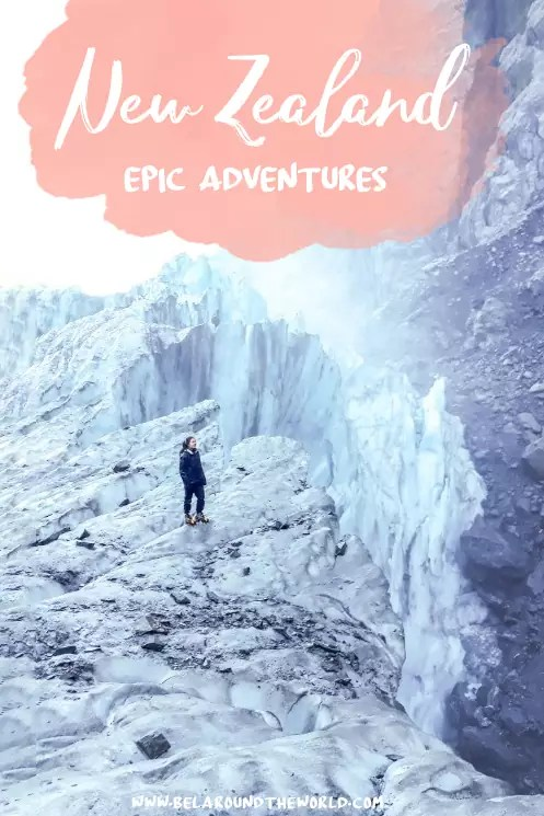 Looking for the best experiences not to miss in New Zealand? Click for epic activities to do from travelling 6 months in New Zealand! Adrenaline guaranteed! #NewZealand #Adventure