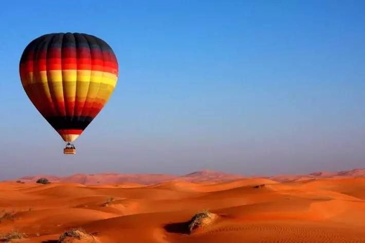 hot air balloon dubai, Reasons Why You Should Visit Dubai