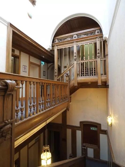 glasgow hostel, hostelling scotland, scotland itinerary