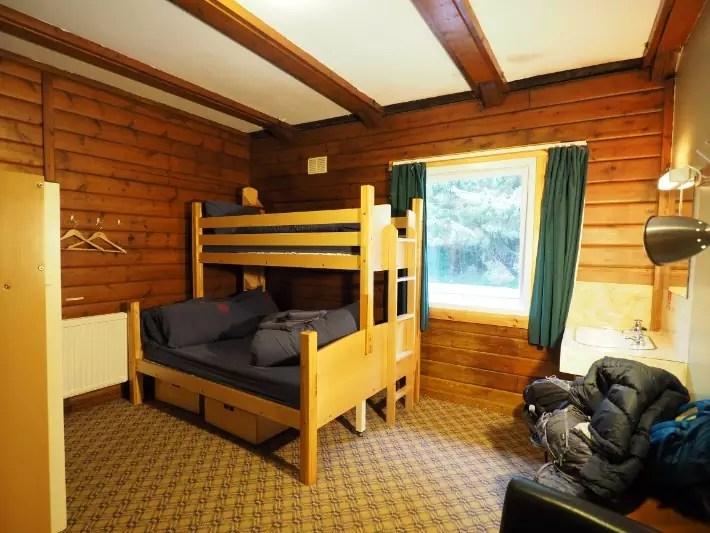 glencoe hostel, hostelling scotland, scotland itinerary