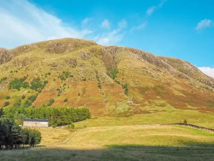 hill ben nevis, scotland