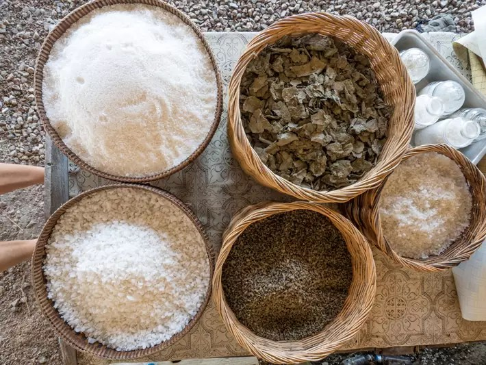types of salt, Day-trips-from-Bangkok,-Thailand
