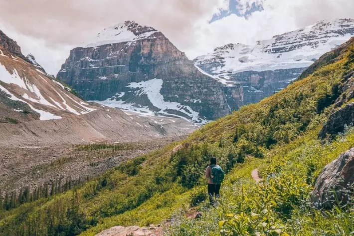 Hikes in Banff, things to do in Banff, Canada (13 of 17)