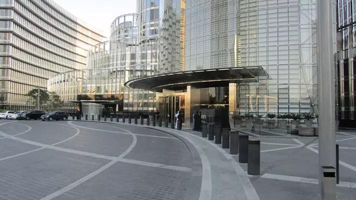 Armani-Hotel-Burj-Khalifa, Hotels in Downtown Dubai
