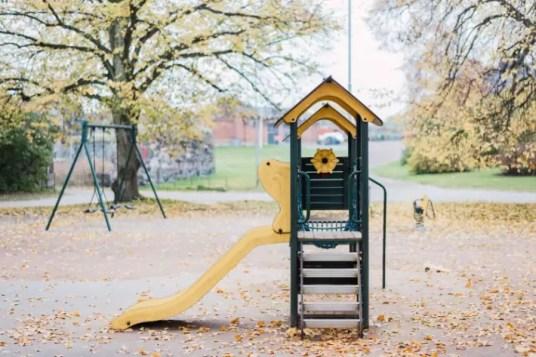 playground, Suomenlinna, Helsinki, Finland