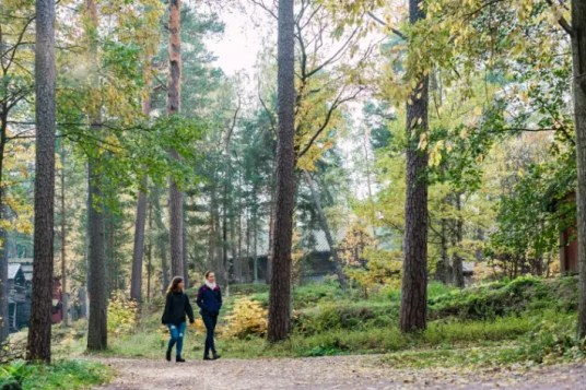 stroll visit Seurasaari Open-Air Museum, Helsinki