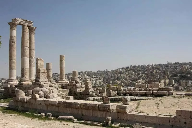 Amman Citadel, things to do in amman jordan