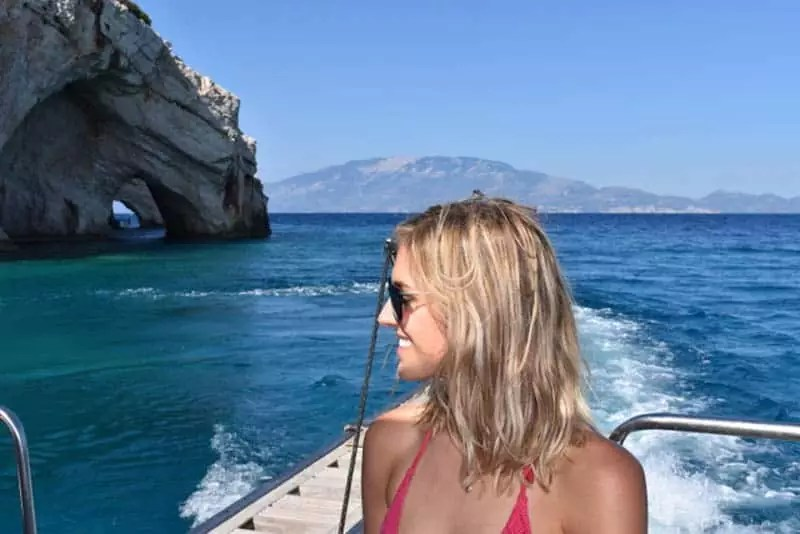 Blue Caves Boat Tour, things to do in zakynthos greece